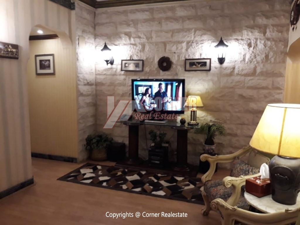 Modern Apartment For Rent In Maadi Close to CAC,Modern Furnished,Apartment NO #3