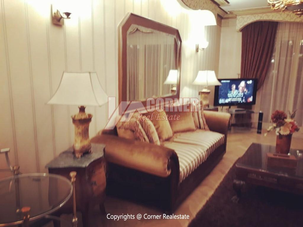 Modern Apartment For Rent In Maadi Close to CAC,Modern Furnished,Apartment NO #30