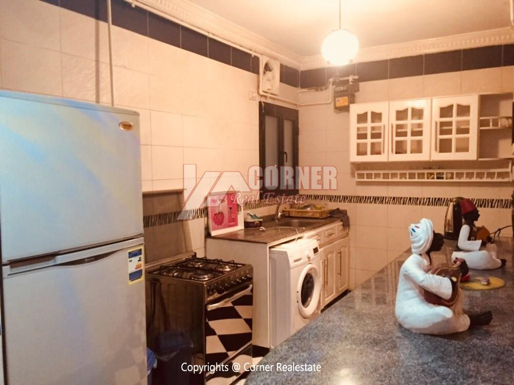 Apartment For Rent In Maadi Close to CAC,Modern Furnished,Apartment NO #11