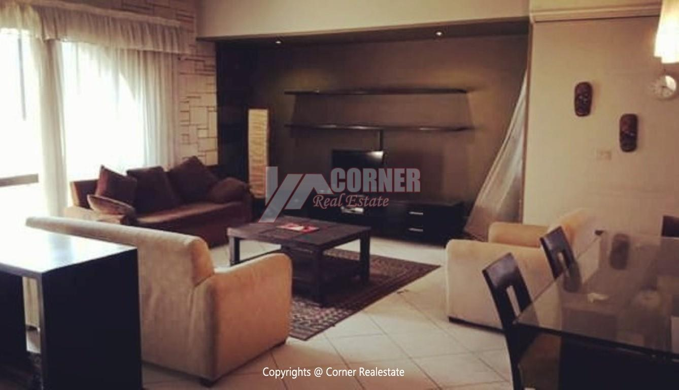 Apartment For Rent In Maadi Degla,Furnished,Apartment NO #9