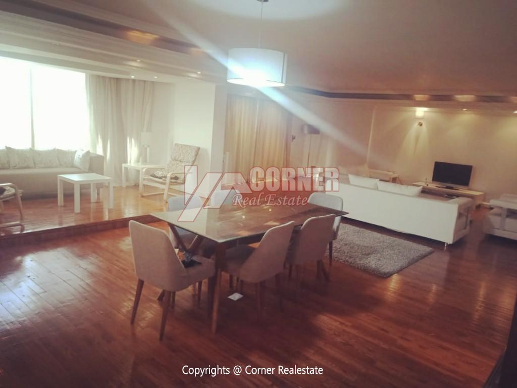 Modern Apartment For Rent In Maadi Close to CAC,Modern Furnished,Apartment NO #18