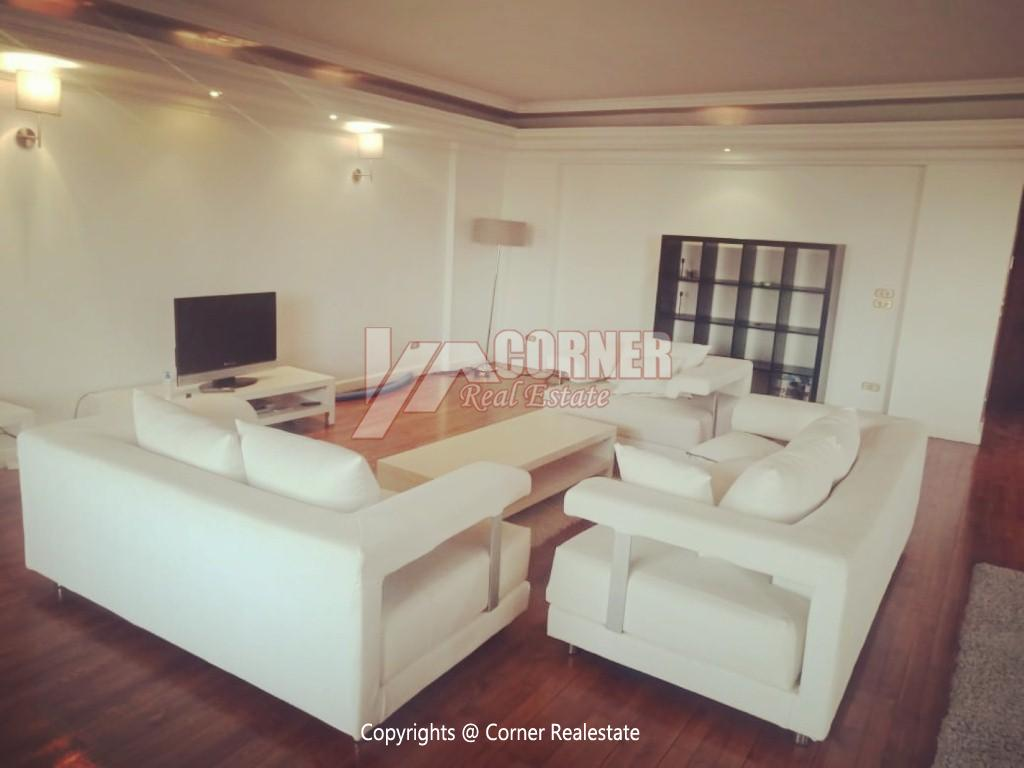 Modern Apartment For Rent In Maadi Close to CAC,Modern Furnished,Apartment NO #19