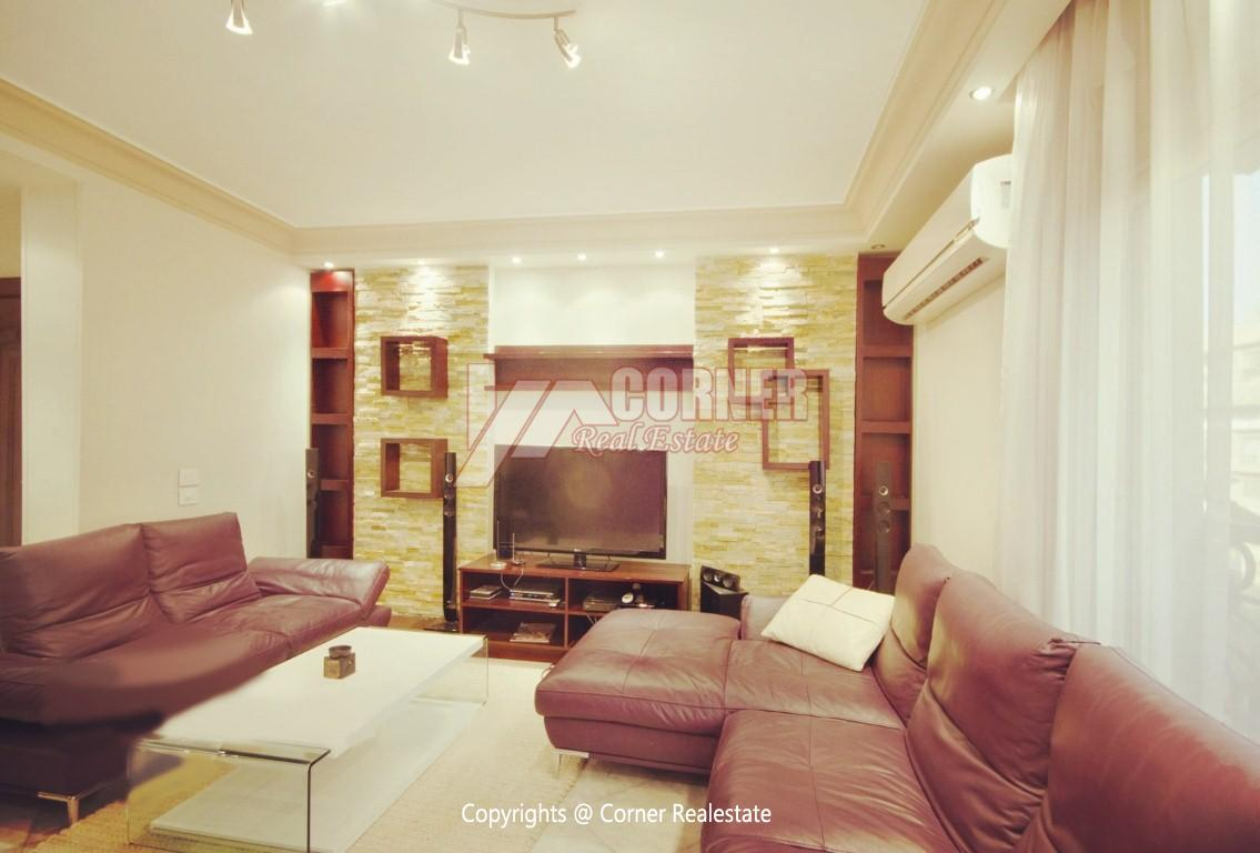 Modern Apartment For Rent In Maadi Close to CAC,Modern Furnished,Apartment NO #2