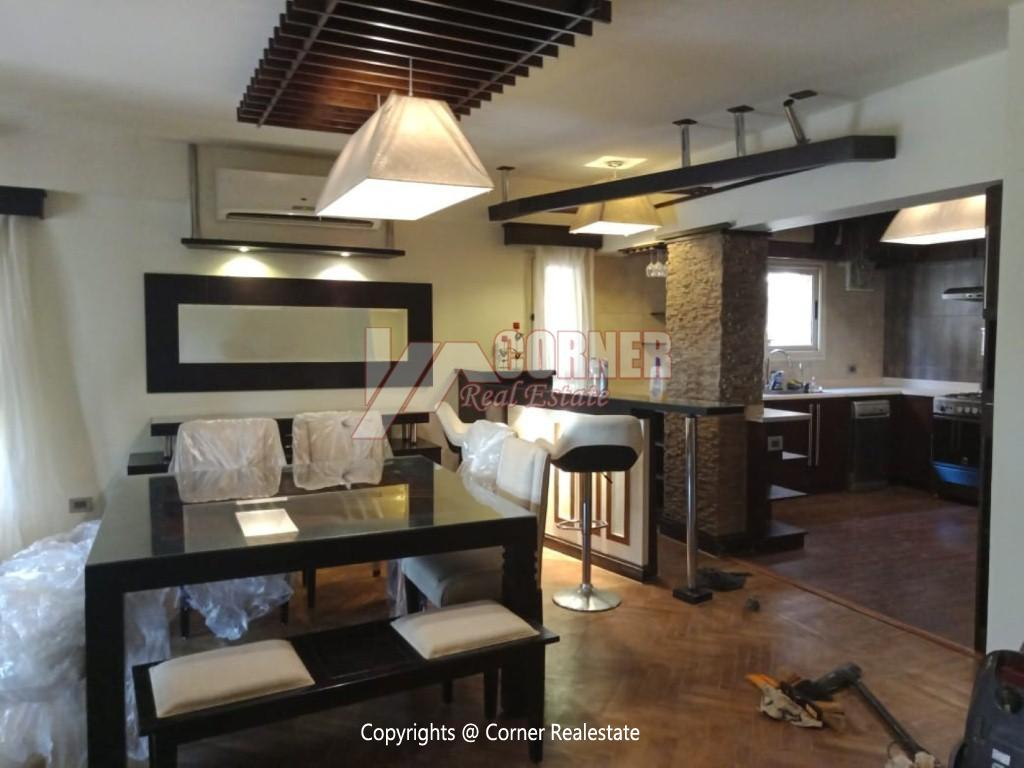 Modern Apartment For Rent In Maadi Close to CAC,Modern Furnished,Apartment NO #15