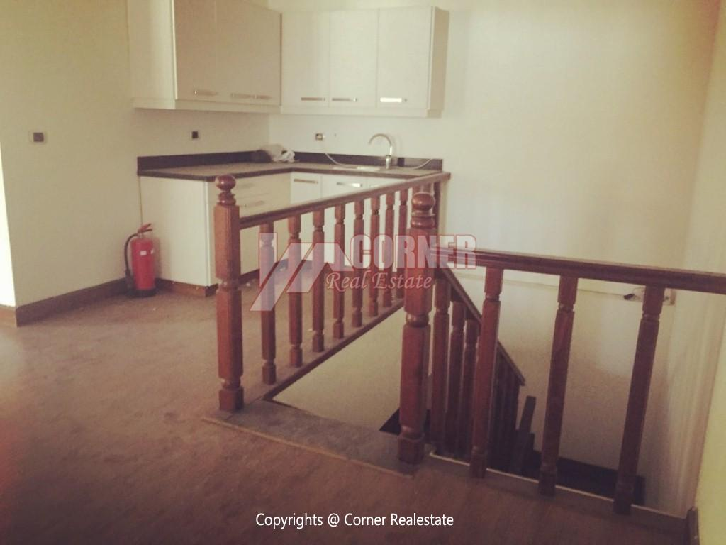 Ground Floor With Private Garden For Rent in Maadi,Semi furnished,Ground Floor NO #3