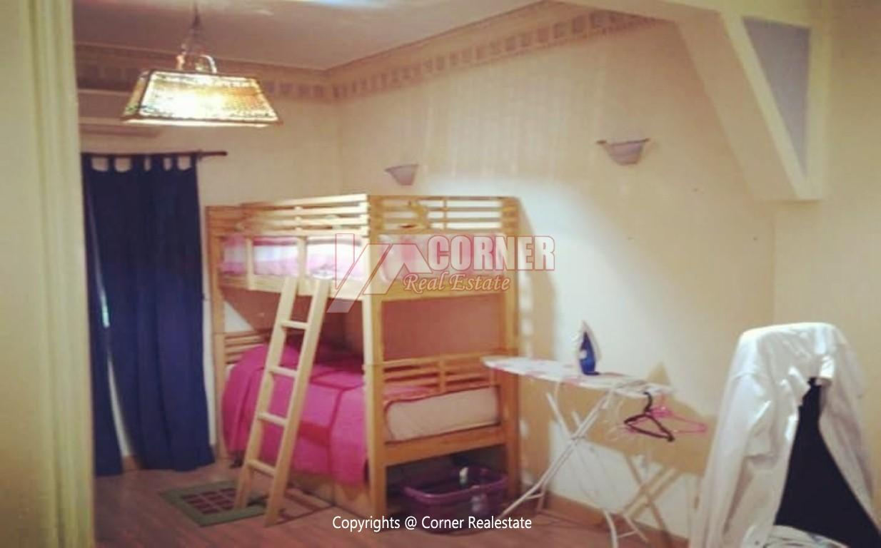 Ground Floor With Pool For Rent In Maadi,Modern Furnished,Ground Floor NO #2