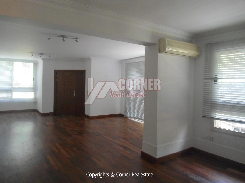 Ground Floor With Pool For Rent In Maadi,Modern Furnished,Ground Floor NO #15