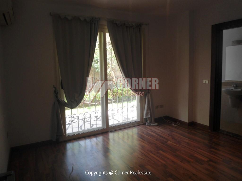 Ground Floor With Pool For Rent In Maadi,Modern Furnished,Ground Floor NO #9
