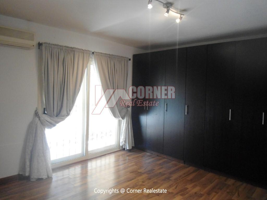 Ground Floor With Pool For Rent In Maadi,Modern Furnished,Ground Floor NO #6
