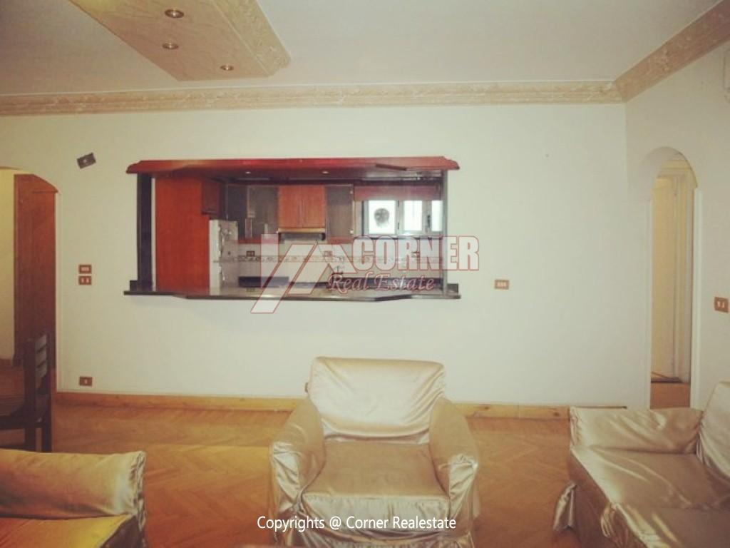 Apartment For Rent In Maadi Sarayat,Modern Furnished,Apartment NO #2