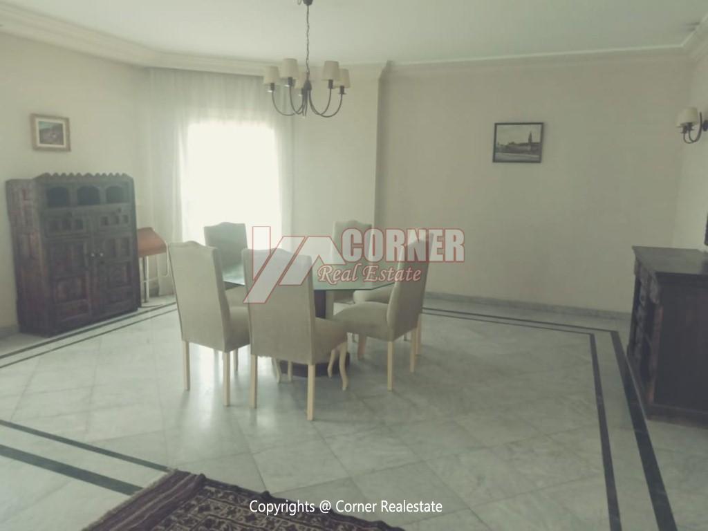 Apartment For Rent In Maadi Sarayat,Modern Furnished,Apartment NO #18
