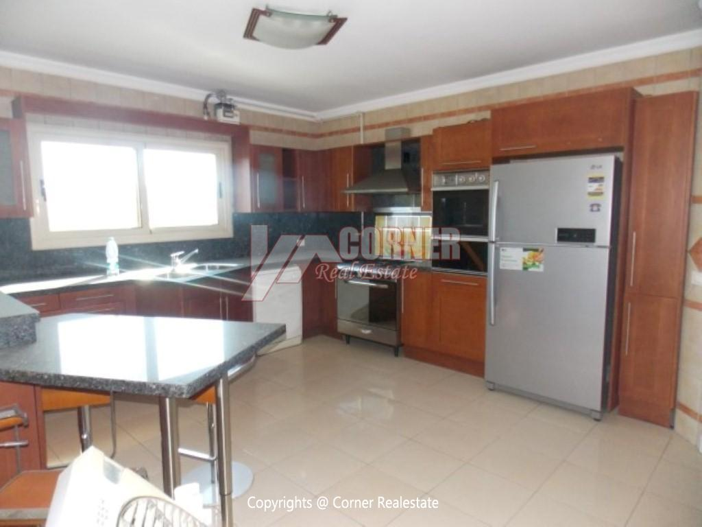 Apartment For Rent In Maadi Sarayat,Modern Furnished,Apartment NO #4