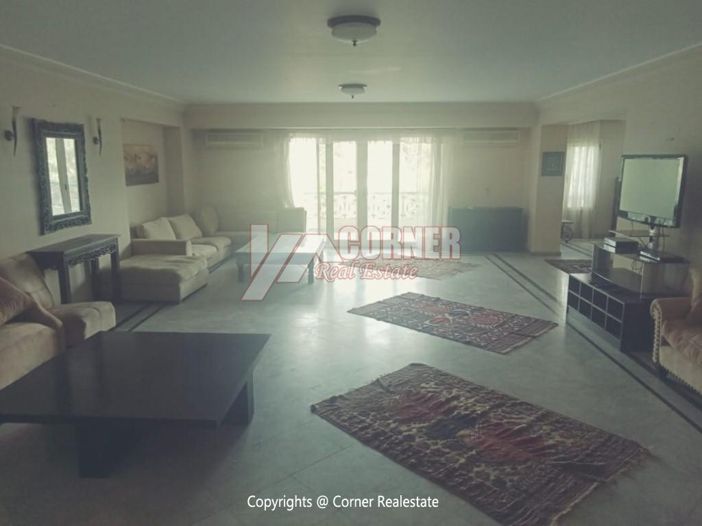 Apartment For Rent In Maadi Sarayat,Modern Furnished,Apartment NO #20