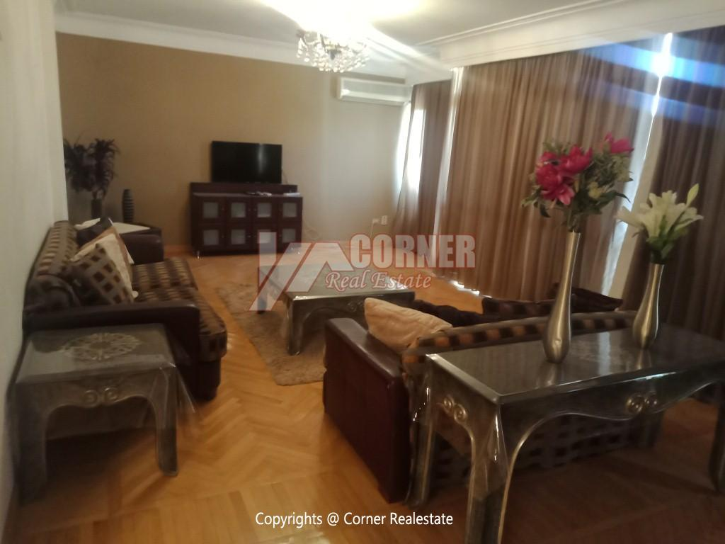 Modern Apartment For Rent In Maadi Sarayat,Modern Furnished,Apartment NO #13