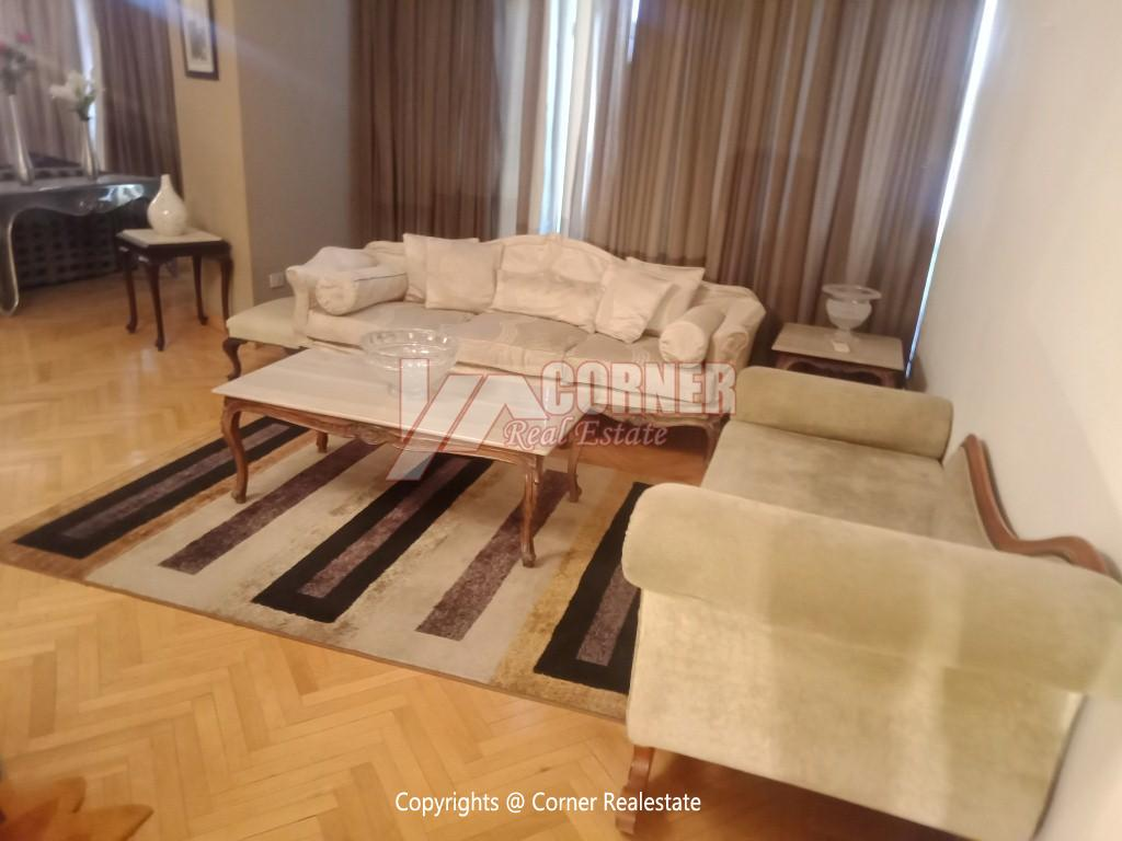 Modern Apartment For Rent In Maadi Sarayat,Modern Furnished,Apartment NO #11