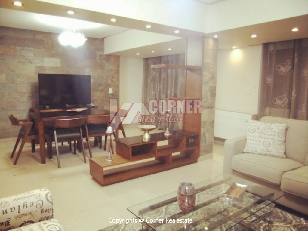 Modern Apartment For Rent In Maadi Sarayat,Modern Furnished,Apartment NO #4