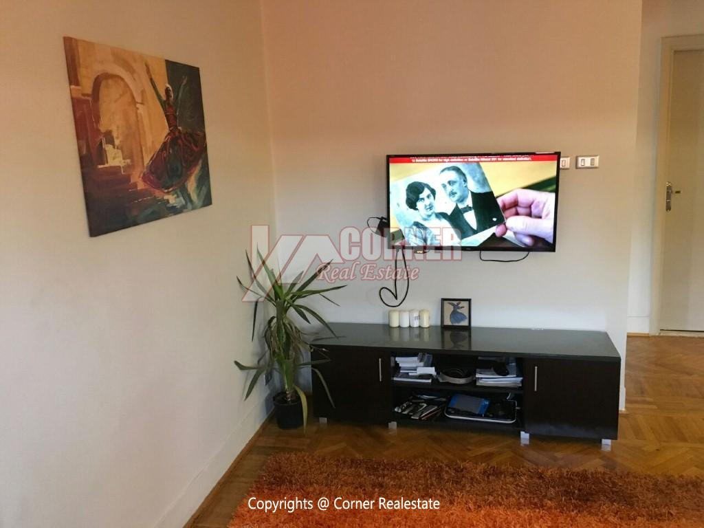 Modern Apartment For Rent In Maadi Sarayat,Modern Furnished,Apartment NO #27