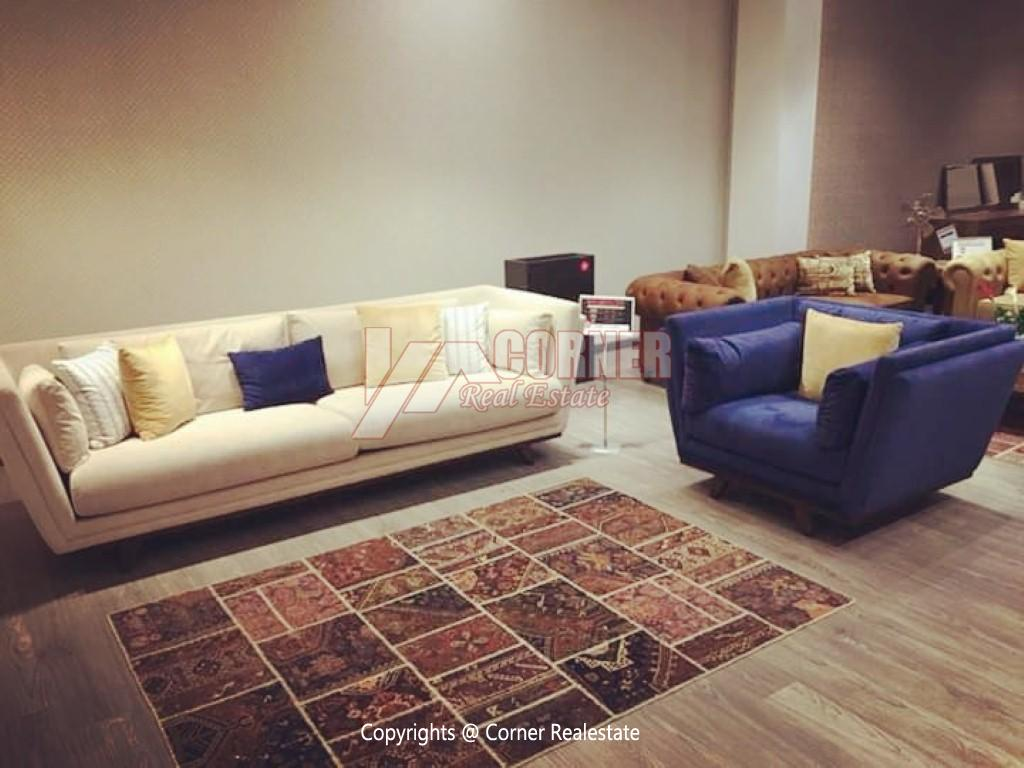 Apartment Duplex For Rent In Maadi Sarayat,Modern Furnished,Apartment NO #2