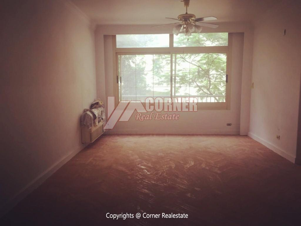 Ground Floor Duplex For Rent in Maadi,Semi furnished,Ground Floor NO #15