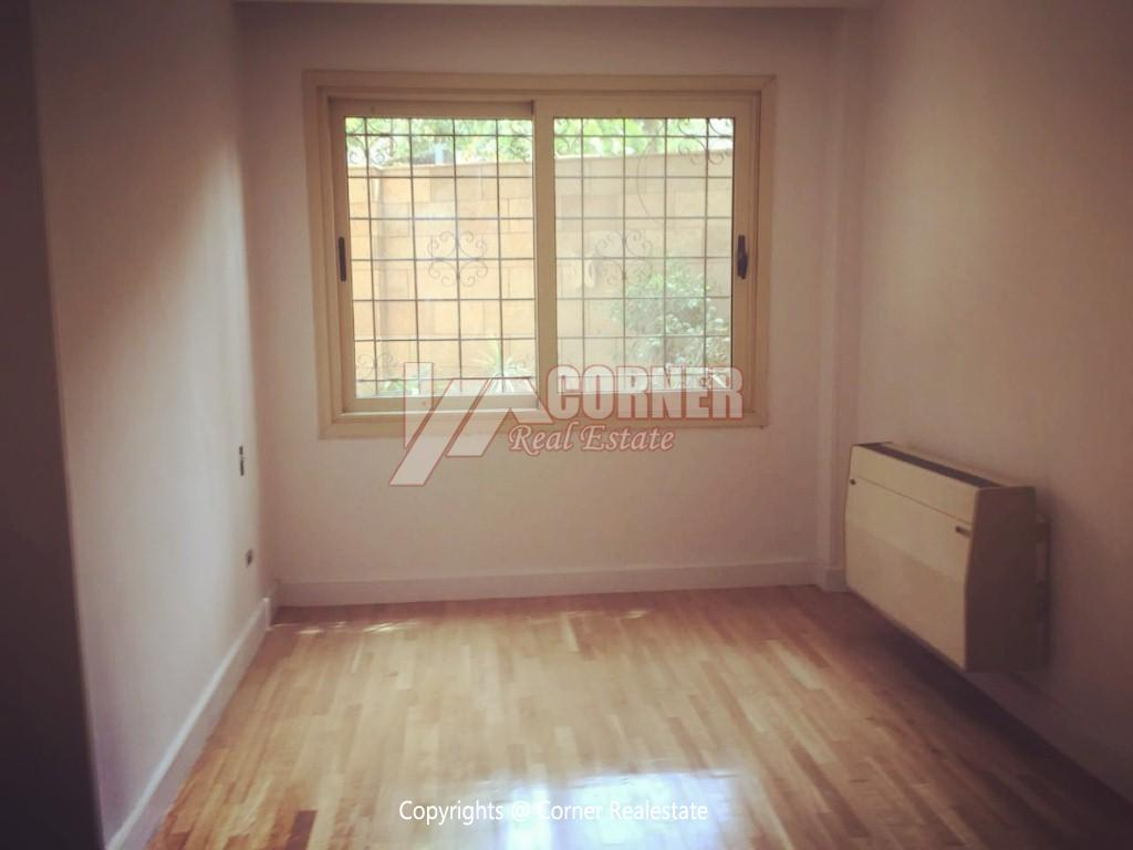 Ground Floor Duplex For Rent in Maadi,Semi furnished,Ground Floor NO #8