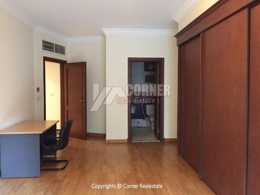 Ground Floor With Pool For Rent In Maadi,Modern Furnished,Ground Floor NO #20