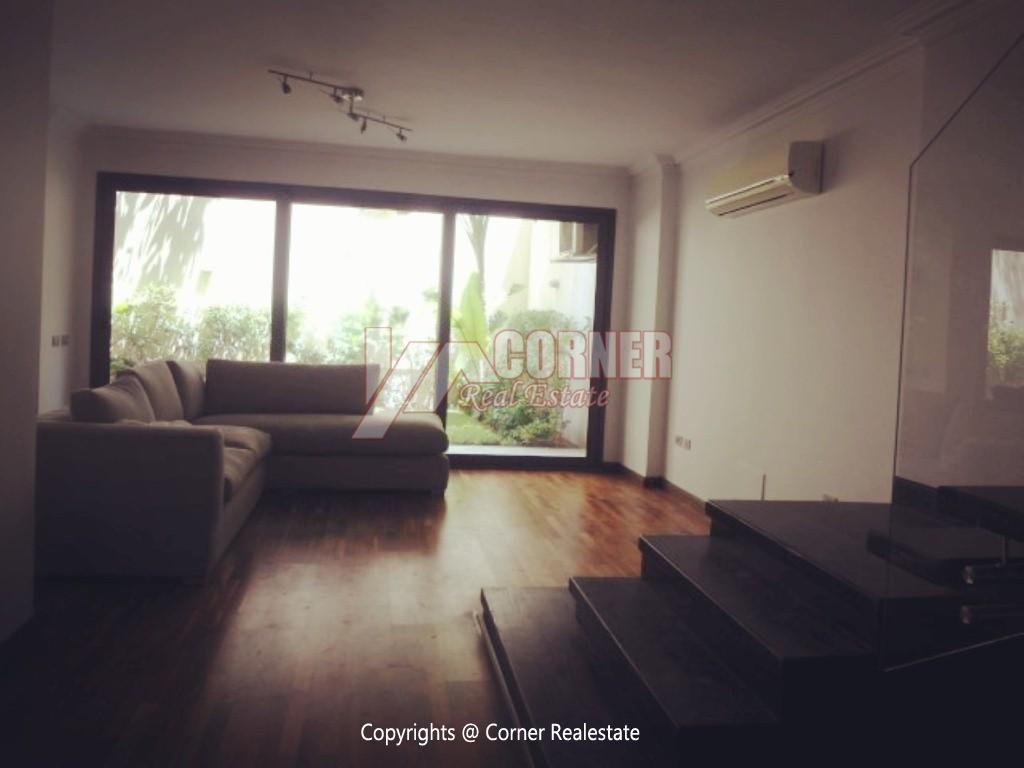 Ground Floor With Pool For Rent In Maadi ,Modern Furnished,Ground Floor NO #14