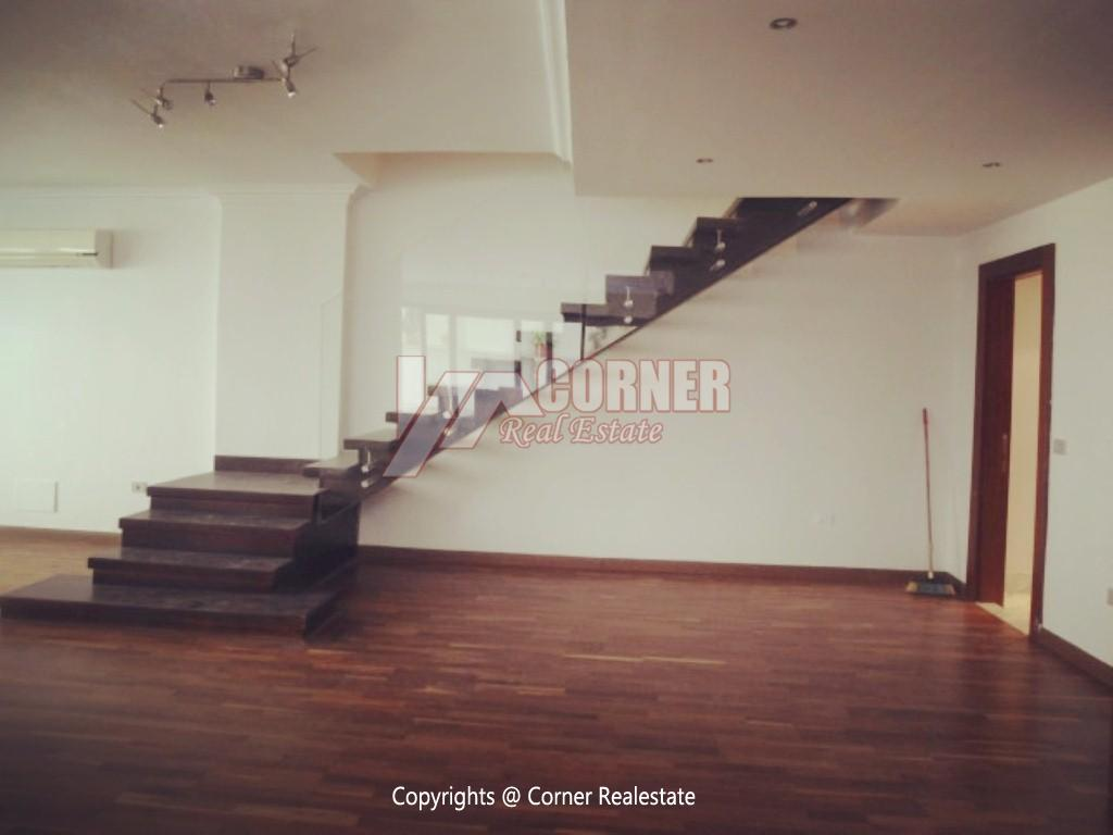 Ground Floor With Pool For Rent In Maadi ,Modern Furnished,Ground Floor NO #11