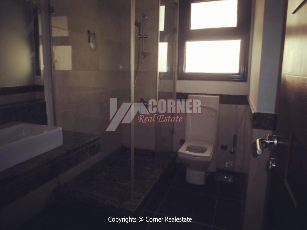 Ground Floor With Pool For Rent In Maadi ,Modern Furnished,Ground Floor NO #2