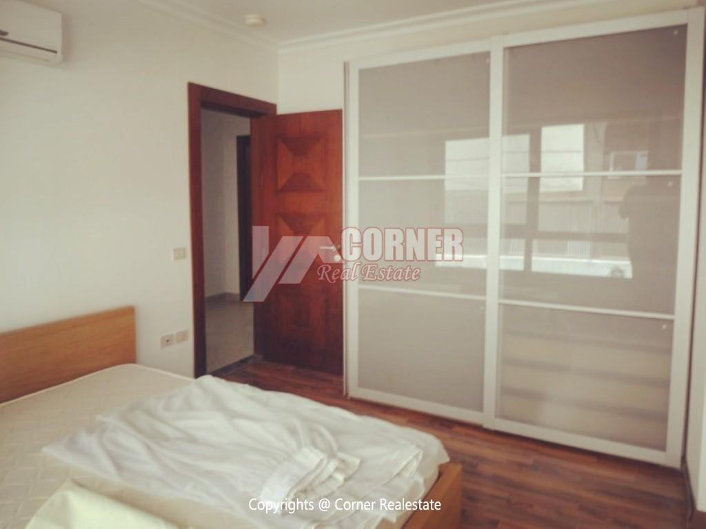 Ground Floor With Pool For Rent In Maadi ,Modern Furnished,Ground Floor NO #3