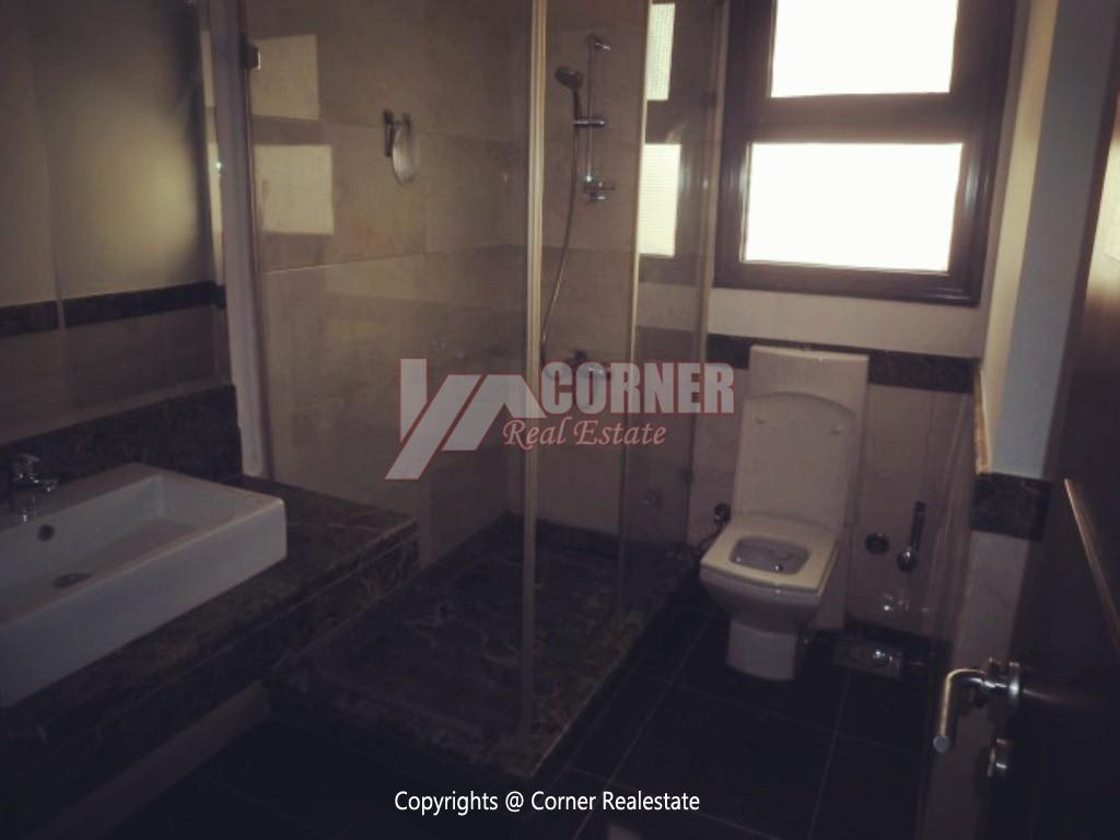 Ground Floor With Pool For Rent In Maadi ,Modern Furnished,Ground Floor NO #6