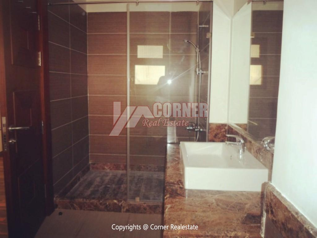 Ground Floor With Pool For Rent In Maadi ,Modern Furnished,Ground Floor NO #8
