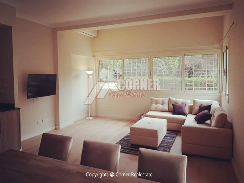 Ground Floor For Rent in Maadi Degla,Modern Furnished,Ground Floor NO #6