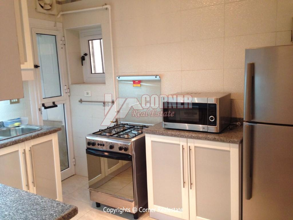 Modern Apartment For Rent In Maadi Close to CAC,Modern Furnished,Ground Floor NO #4
