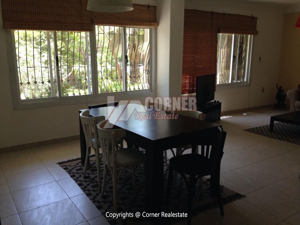 Modern Apartment For Rent In Maadi Close to CAC,Modern Furnished,Ground Floor NO #5