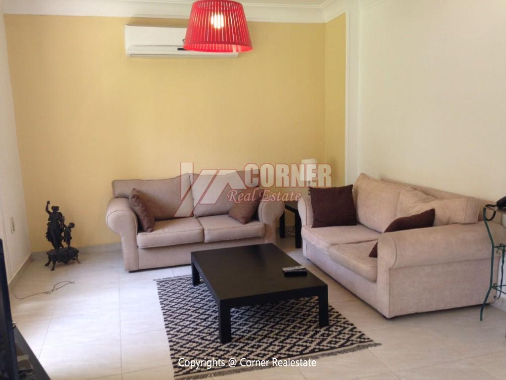 Modern Apartment For Rent In Maadi Close to CAC,Modern Furnished,Ground Floor NO #8