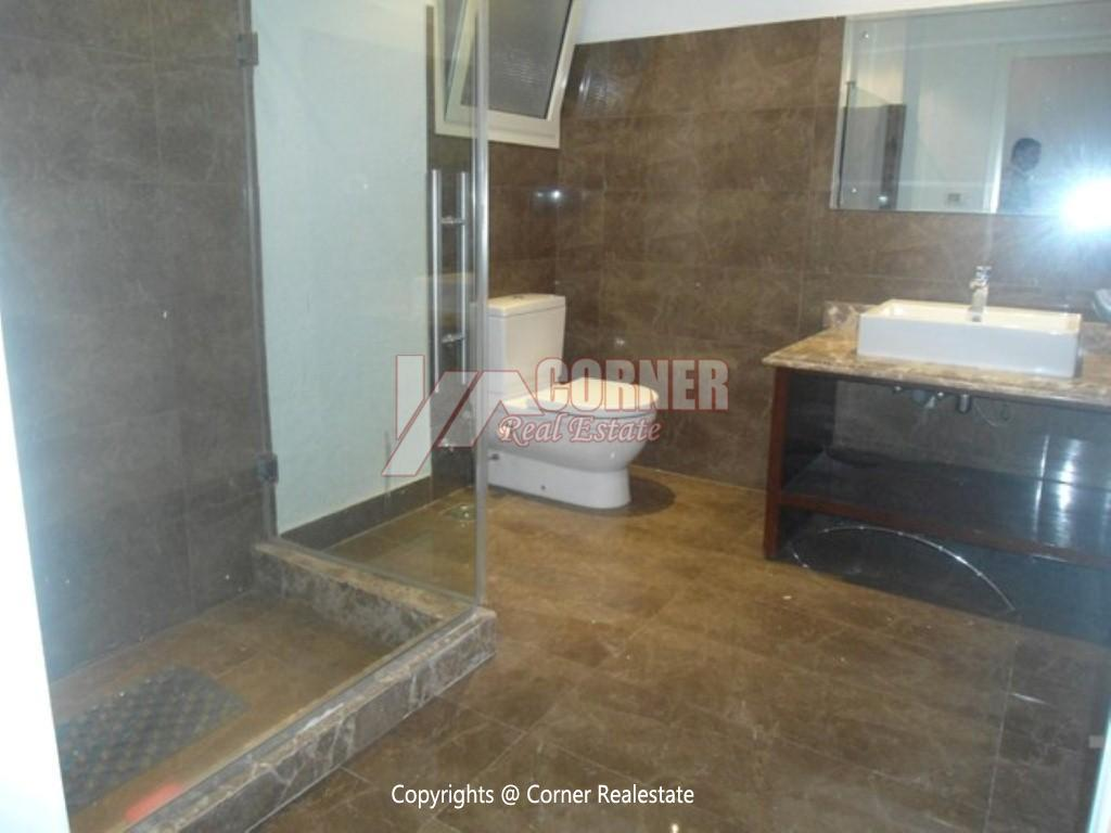 Ground Floor With Private Garden For Rent in Maadi,Semi furnished,Ground Floor NO #9