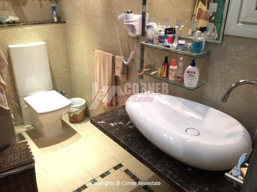 Ground Floor With Private Garden For Rent in Maadi,Modern Furnished,Ground Floor NO #18