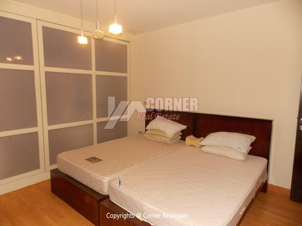 Ground Floor With Private Garden For Rent in Maadi,Modern Furnished,Ground Floor NO #5
