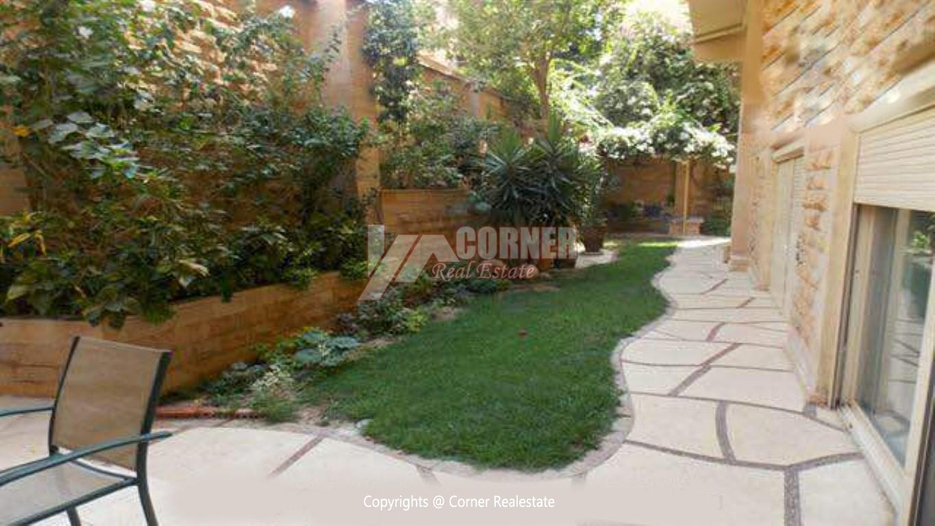 Modern Ground Floor For Rent In Maadi,Modern Furnished,Ground Floor NO #3