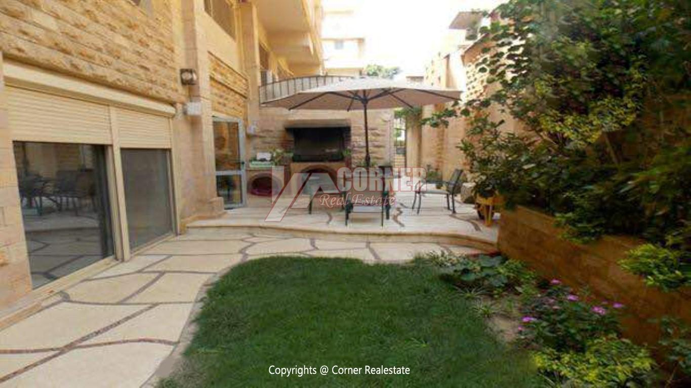Modern Ground Floor For Rent In Maadi,Modern Furnished,Ground Floor NO #13