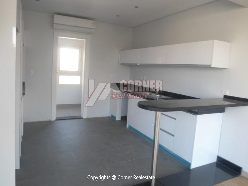 Ground Floor With Private Pool For Rent in Maadi,Semi furnished,Ground Floor NO #7