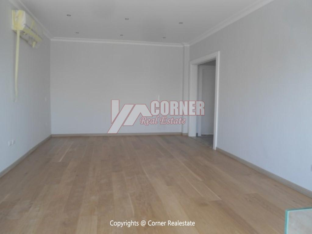 Ground Floor With Private Pool For Rent in Maadi,Semi furnished,Ground Floor NO #5