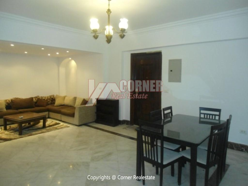 Modern Apartment For Rent In Maadi Sarayat,Modern Furnished,Ground Floor NO #2