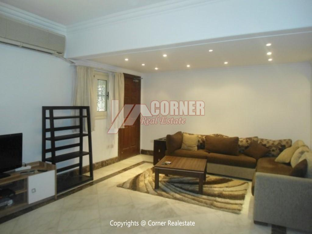 Modern Apartment For Rent In Maadi Sarayat,Modern Furnished,Ground Floor NO #15