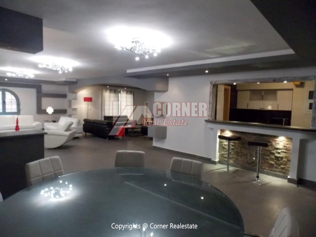 Modern Ground Floor For Rent In Maadi ,Modern Furnished,Ground Floor NO #21