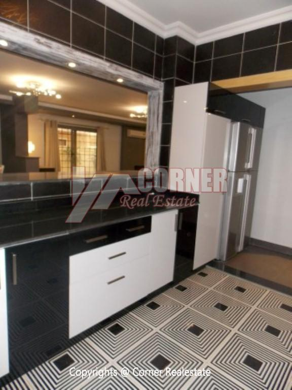 Modern Ground Floor For Rent In Maadi ,Modern Furnished,Ground Floor NO #3