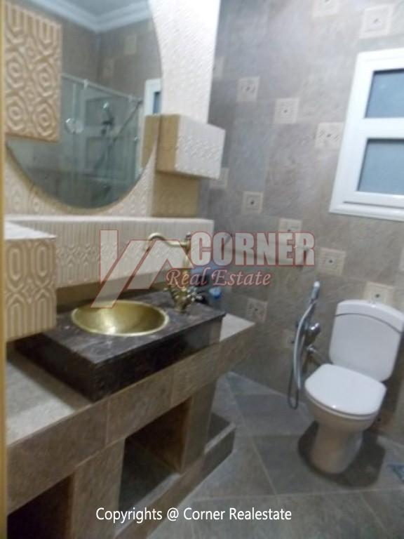 Modern Ground Floor For Rent In Maadi ,Modern Furnished,Ground Floor NO #4