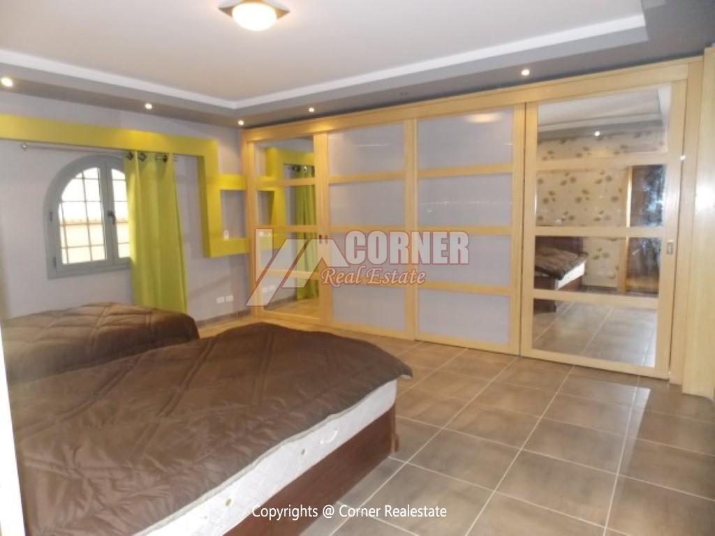 Modern Ground Floor For Rent In Maadi ,Modern Furnished,Ground Floor NO #7