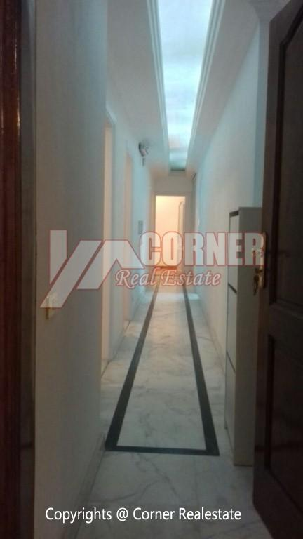 Ground Floor With Private Garden For Rent in Maadi,Modern Furnished,Ground Floor NO #4