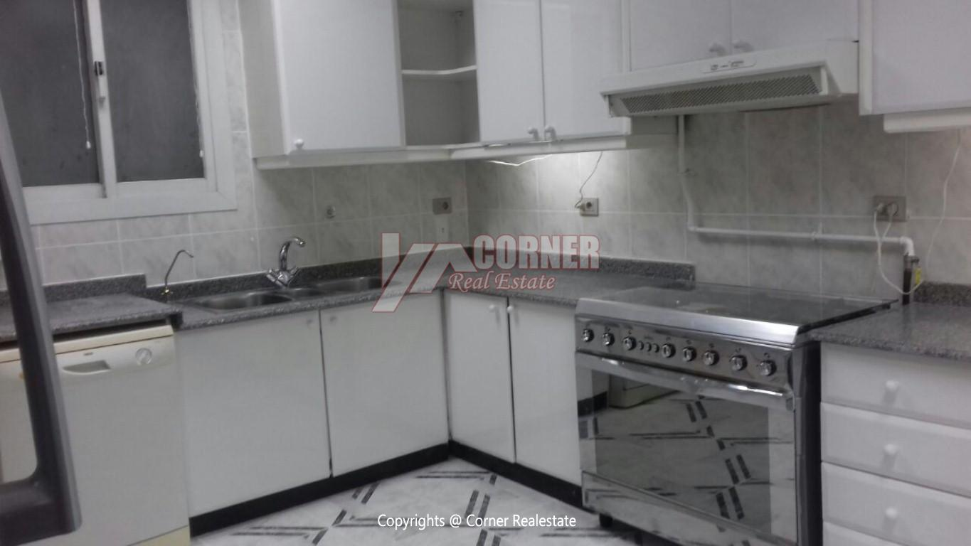 Ground Floor With Private Garden For Rent in Maadi,Modern Furnished,Ground Floor NO #9